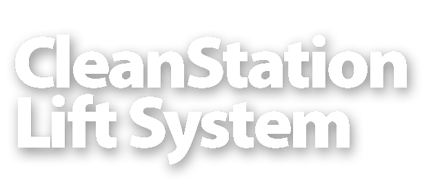 CleanStation Lift System - logo